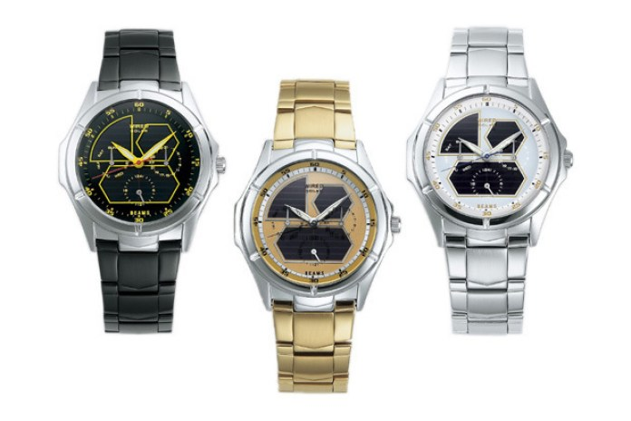 BEAMS x Wired Watch Collection