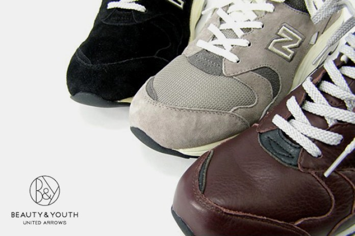 Beauty & Youth x New Balance 1700 20th Anniversary