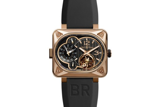 Bell & Ross BR Minuteur Tourbillon Watch