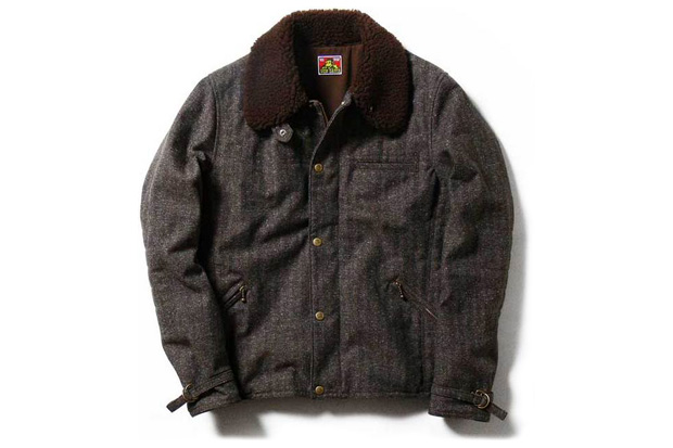 Ben Davis Project Line Egg Man Jacket