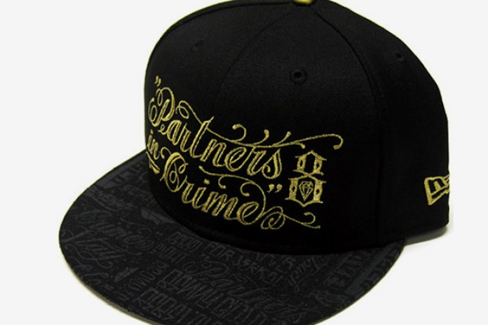 Benny Gold x REBEL8 New Era 59FIFTY Fitted