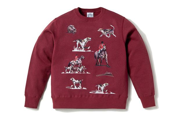 Billionaire Boys Club Hunting Crewneck Sweatshirt