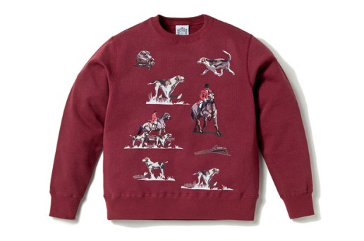 Billionaire Boys Club Hunting Crewneck Sweatshirt