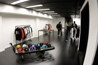 Black Scale Flagship Store Opening
