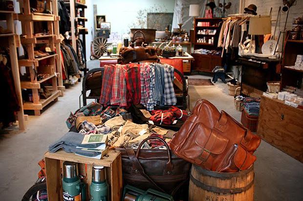 Blackbird's Field House Store Seattle