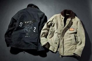 Blackflag x OLD JOE Custom Jackets