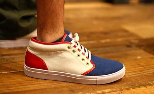 Braitone Chukka Boot Sneaker