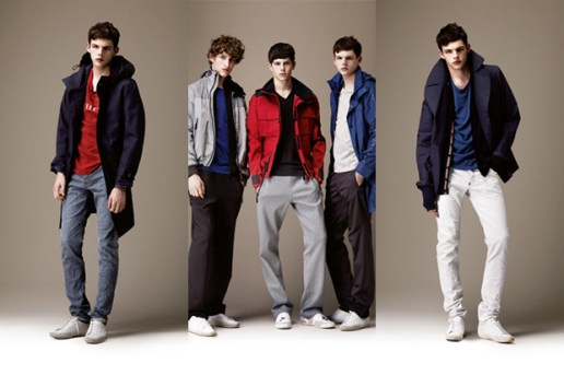 Burberry Brit 2010 Spring Preview