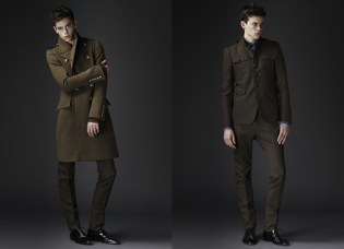 Burberry Prorsum Pre-Fall 2010 Collection