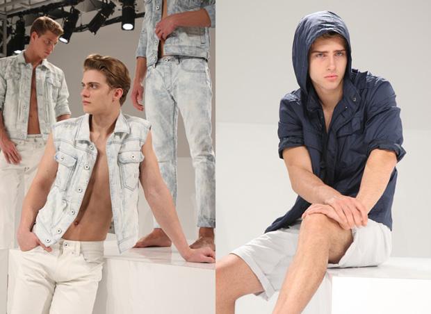 Calvin Klein White Label 2010 Spring Collection