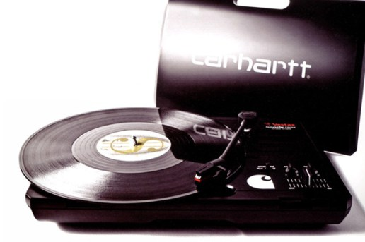 Carhartt x Vestax Handy Trax USB Turntable