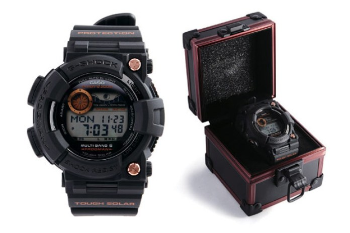 CASIO G-SHOCK FROGMAN GWF-1000B Limited Edition
