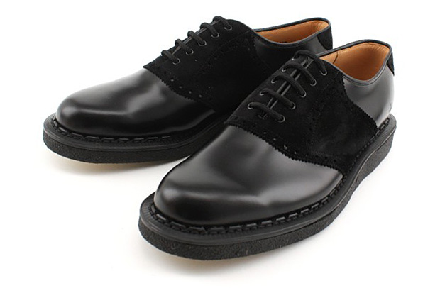 Cause x George Cox Saddle Shoes