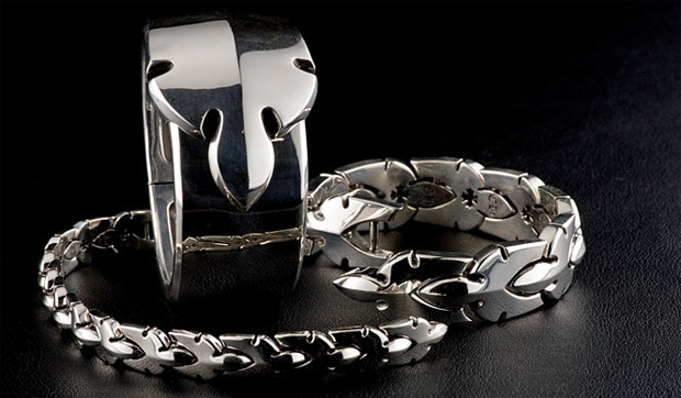 Chrome Hearts 2009 Fall/Winter Jewelry Collection