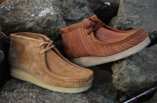 Clarks Originals 2010 Spring/Summer Wallabee Preview