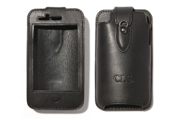 CLS Leather iPhone Case