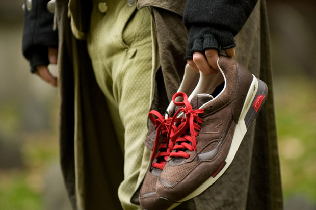 "Concepts x New Balance ""The Freedom Trail"" Collection 1500 / 875 Boot"