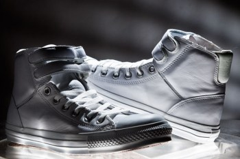 Converse Chuck Taylor All-Star Strap Hi Leather