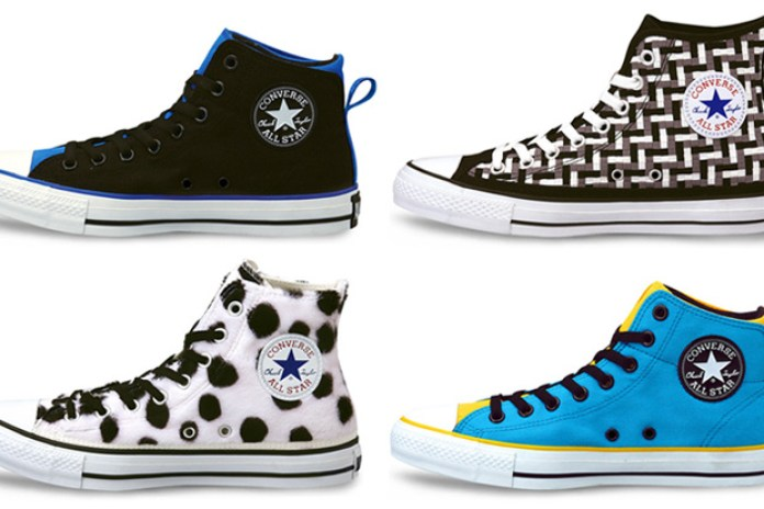 Converse Japan 2009 December Releases