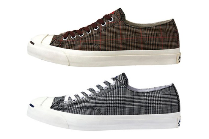 "Converse Japan Jack Purcell ""Glen Check"""