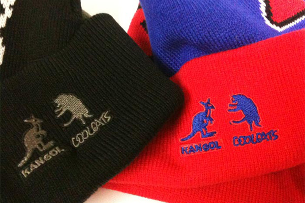 Cool Cats x Kangol Beanie Preview