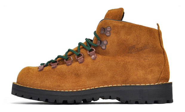 Danner Mountain Light Brown Suede