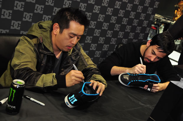 SURU x Mike Shinoda x DC Shoes MSDC Xander Release Recap