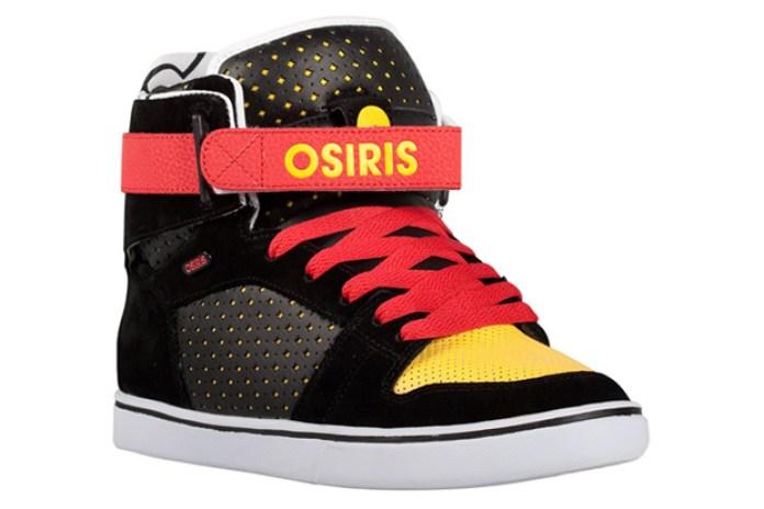 Del The Funky Homosapien x Osiris Rhyme Sneakers