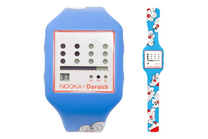 Doratch x Nooka Zub Series Watch