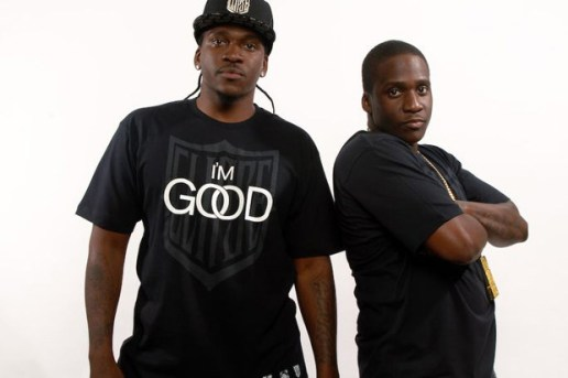 "Downtown Locker Room x Clipse ""I'm Good"" Tee"