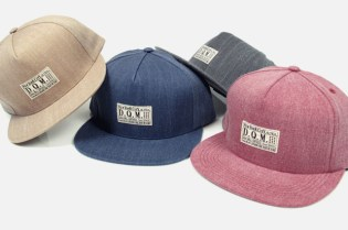 DQM Washdown Standard Issue Snap-back Caps