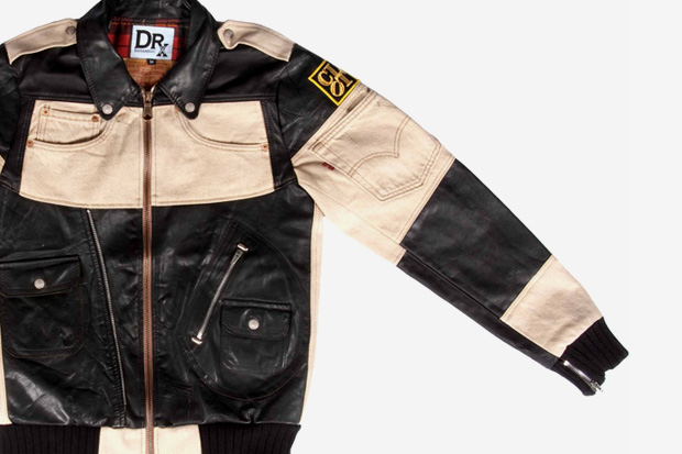 Dr. Romanelli x CLOT x Levi's Jacket Collection