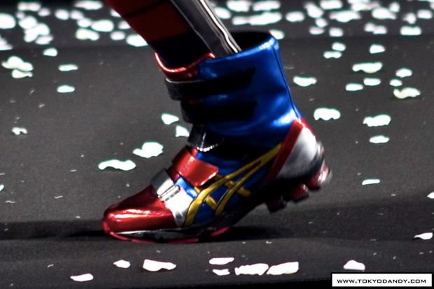 Dress33 x Asics Boot Preview