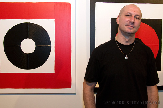 Eric Haze New Abstracts and Icons Exhibition Recap