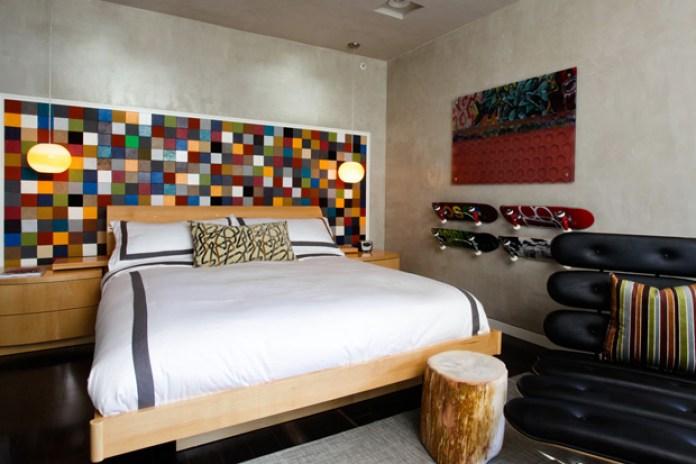 Etnies x Casa del Camino Hotel Room