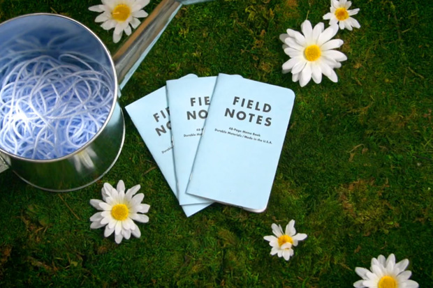 Field Notes Colors