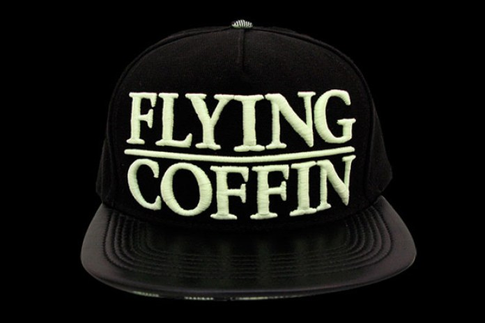 Flying Coffin 2009 Holiday Snap-back Caps