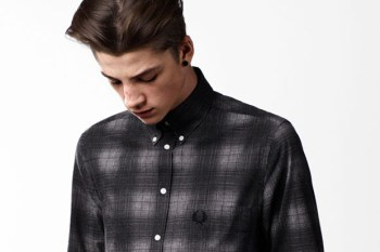 "Fred Perry x Stussy ""Blank Canvas"" Collection - A Closer Look"
