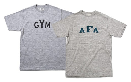 Free & Easy x Warehouse T-Shirt Collection
