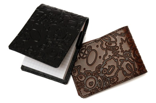 Futura Laboratories Embossed Leather Accessories