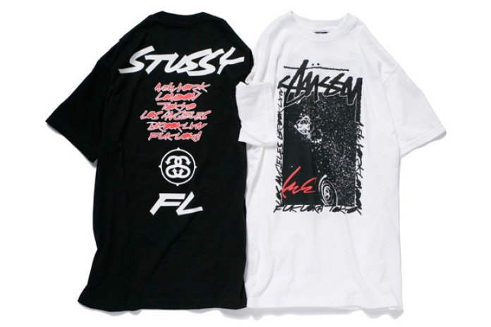 "Futura x Stussy ""Live in Tokyo"" Autograph Session"