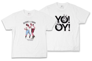 Garbstore x Mighty Healthy T-Shirts