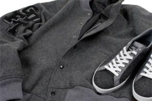 "GDFT x adidas Originals ""Rod Laver"" Varsity Jacket"