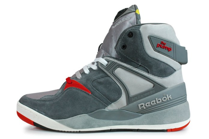 Hanon x Reebok PUMP 20 - A Closer Look
