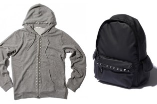 HARE Studded Zip Hoody and Backpack