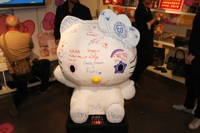 Hello Kitty 35th Anniversary Event @ colette