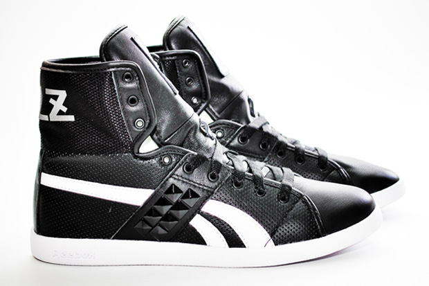 HELLZ x Reebok Top Down Sneakers