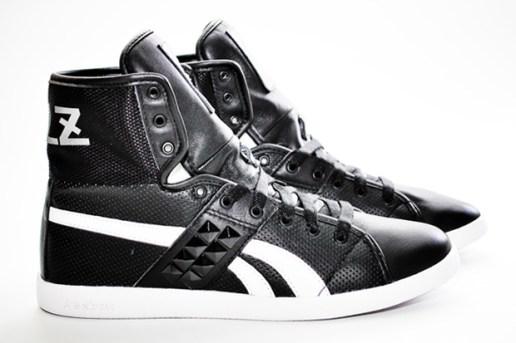 HELLZ x Reebok Top Down Sneakers