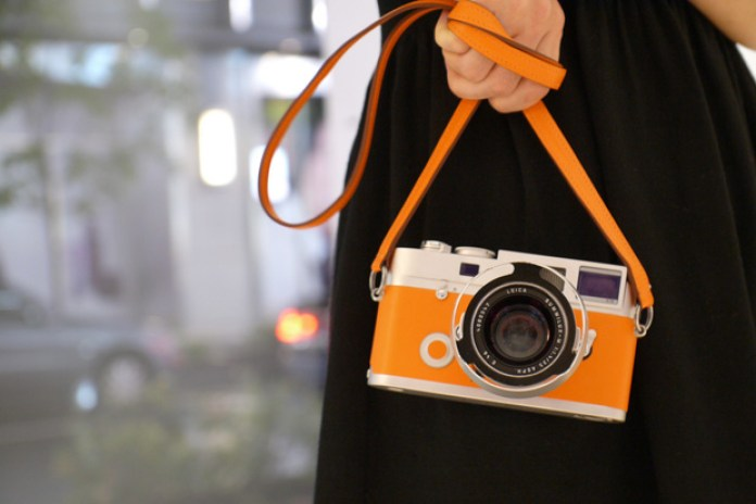 Hermes x Leica M7 Limited Edition Camera