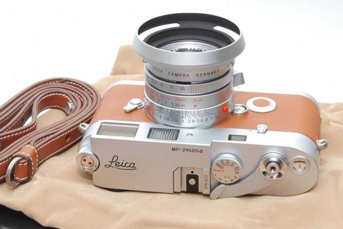 Hermès x Leica M7 Official Unveiling